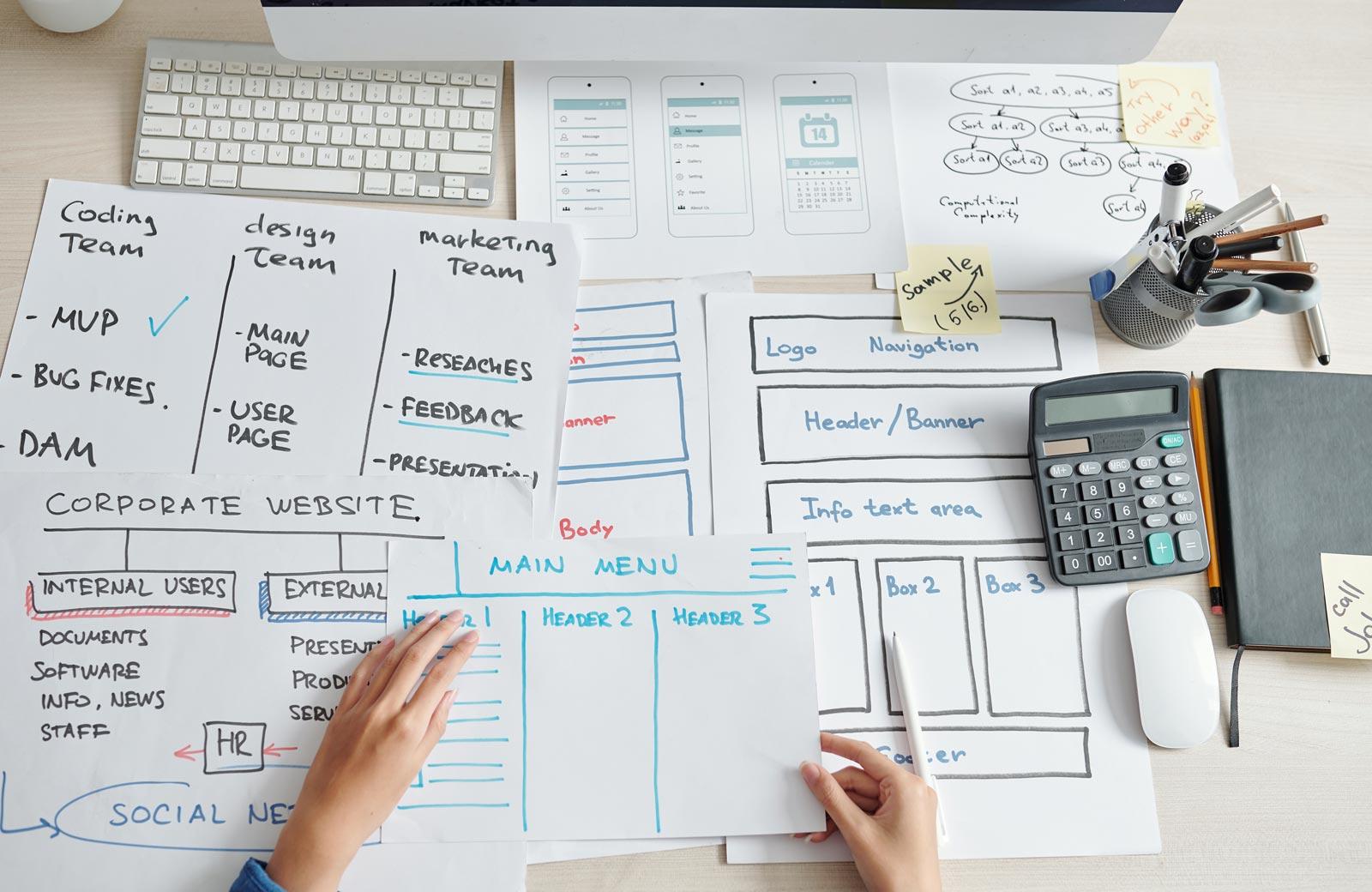 elementos imprescindibles de una web corporativa