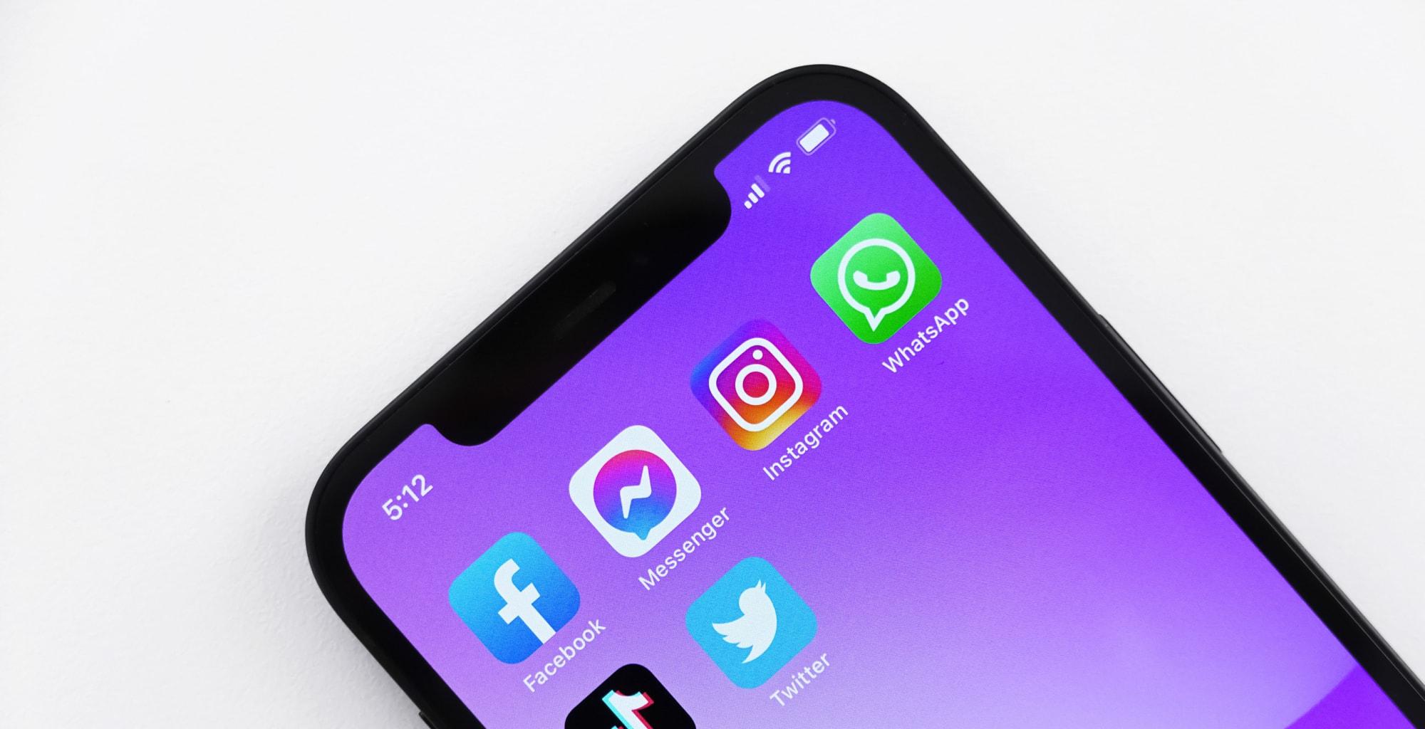 catálogo de Facebook en WhatsApp