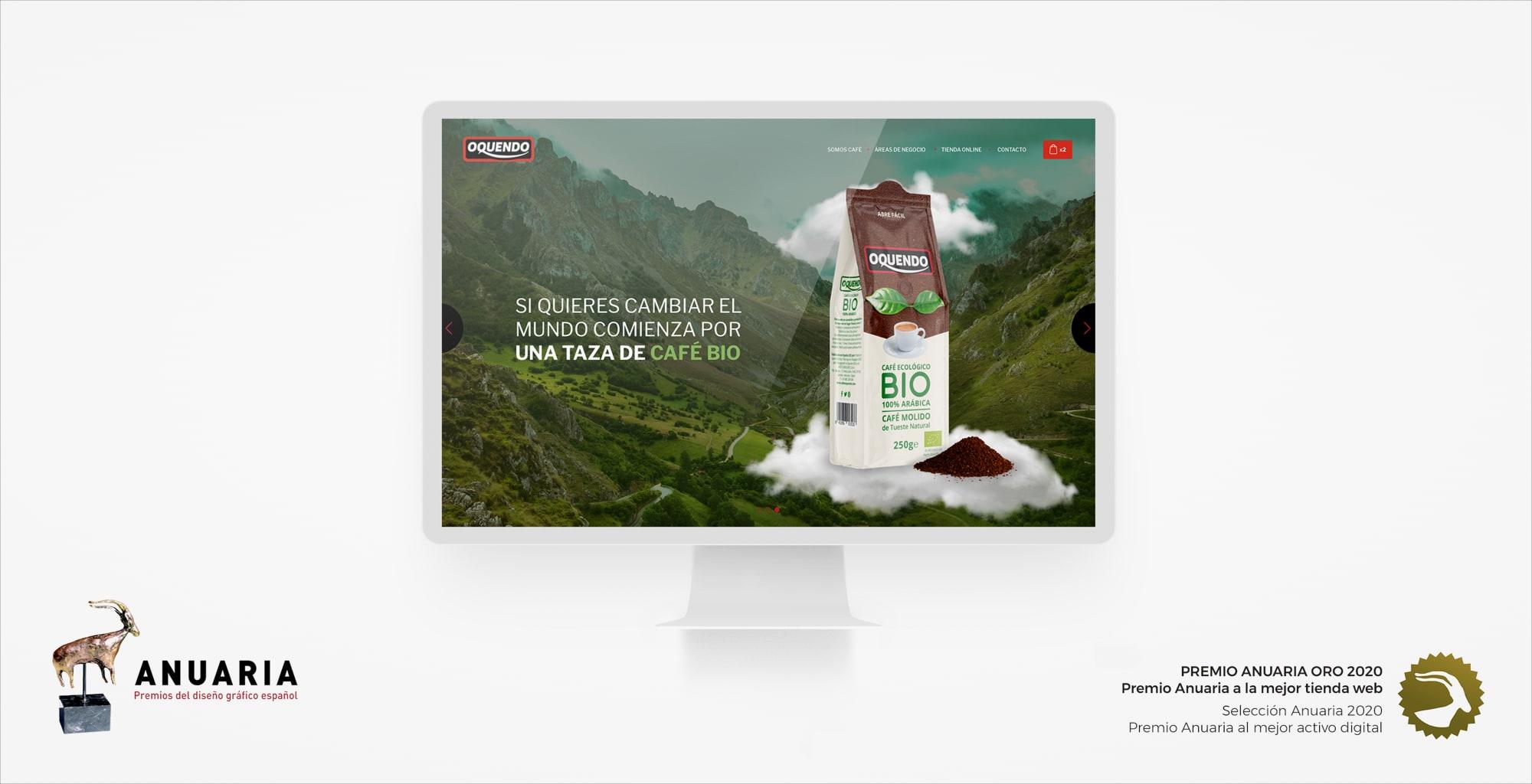 Proun gana el Premio Anuaria Oro a la mejor tienda web