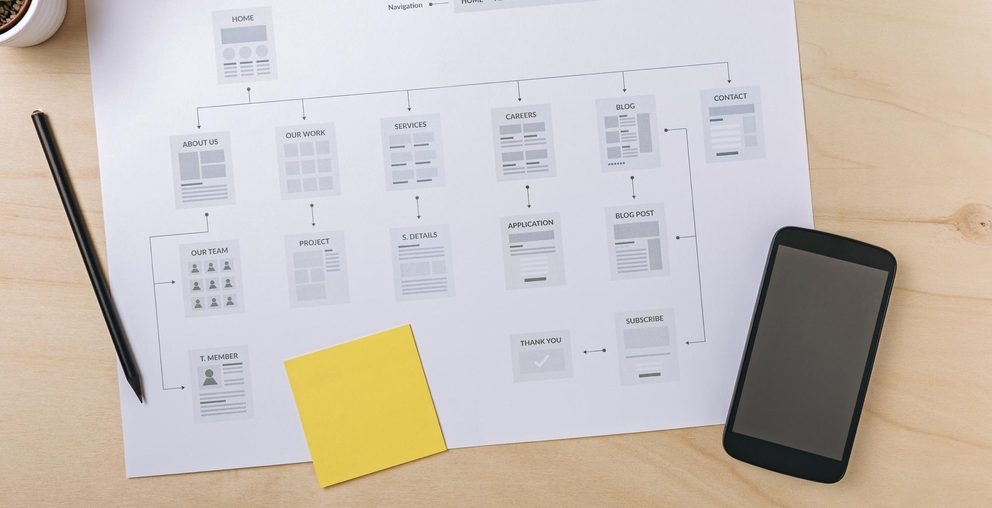 ¿Por qué es imprescindible trabajar la arquitectura web SEO?