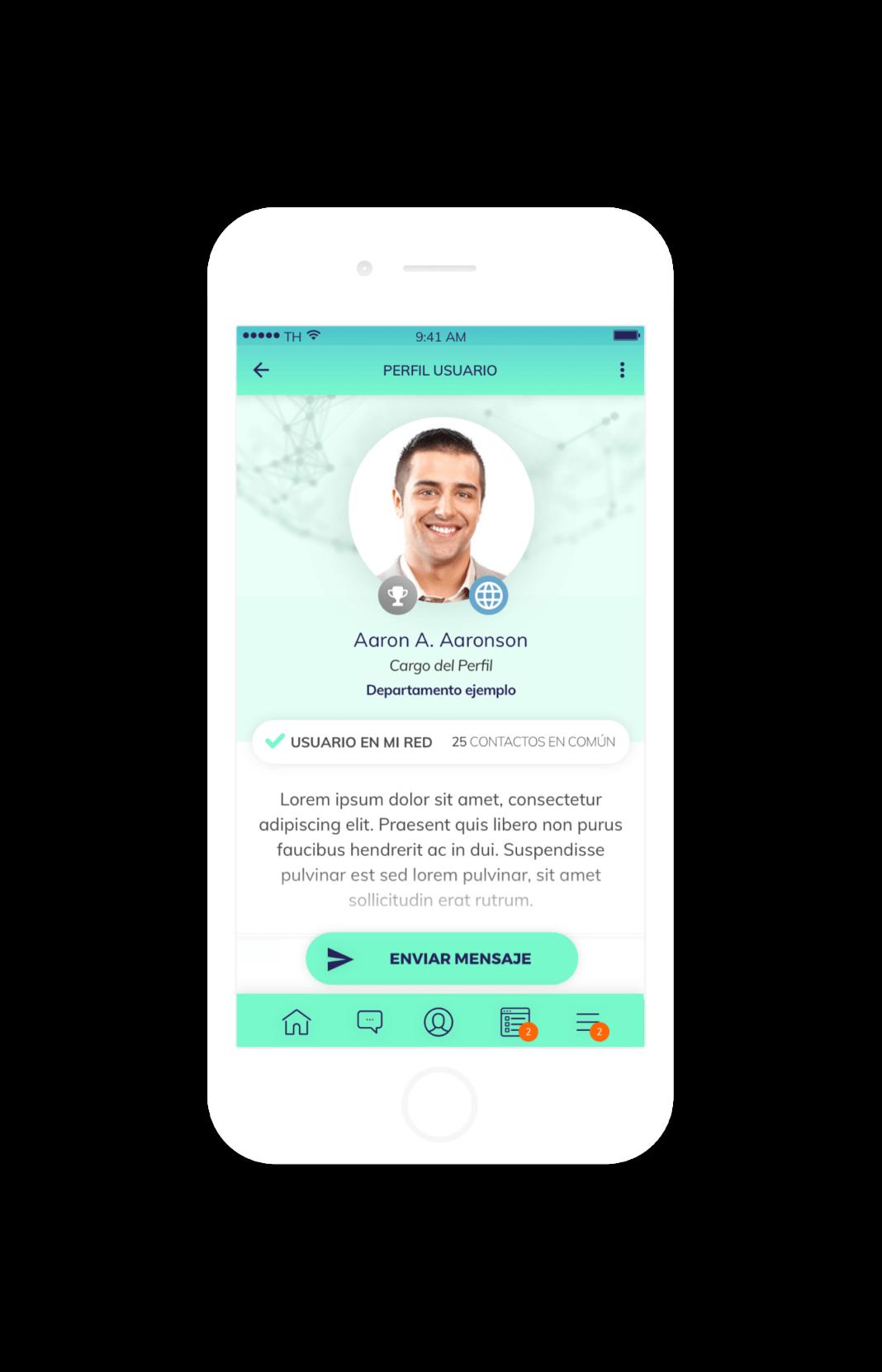 app móvil APD Suite captura 3