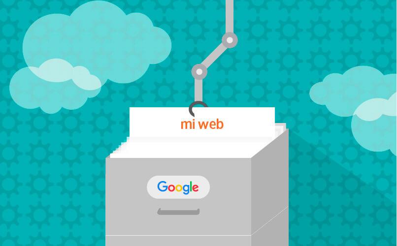 google-indexe-web