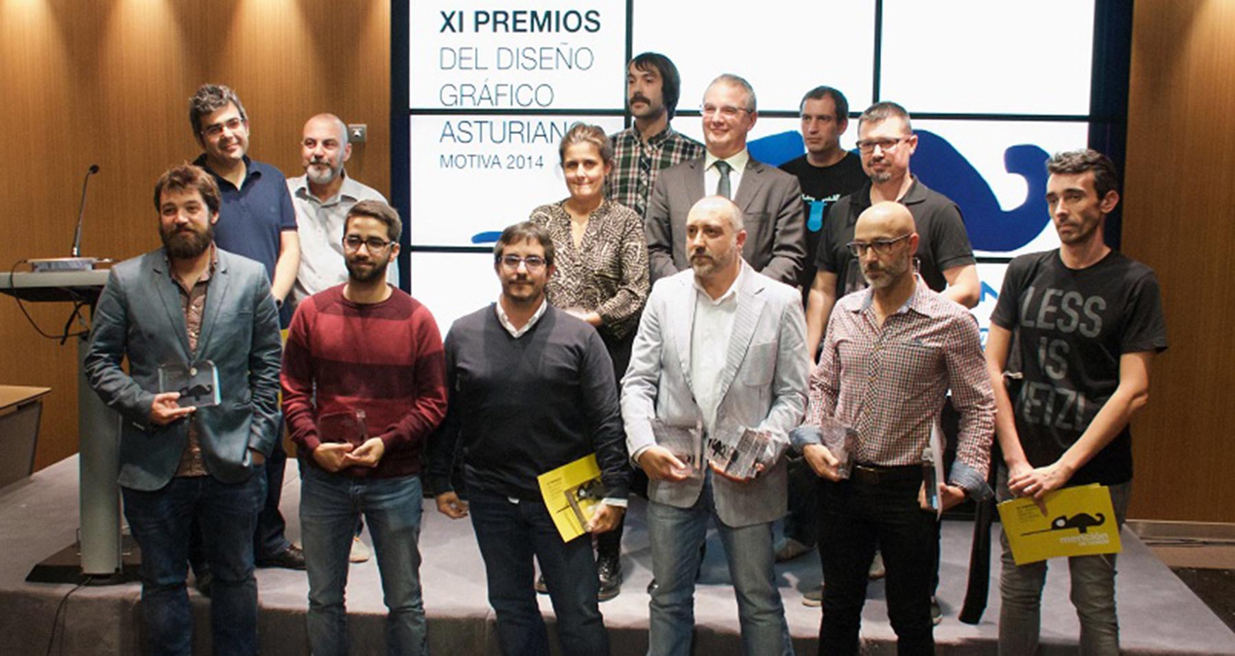 XI Premios de Diseño Gráfico Asturiano