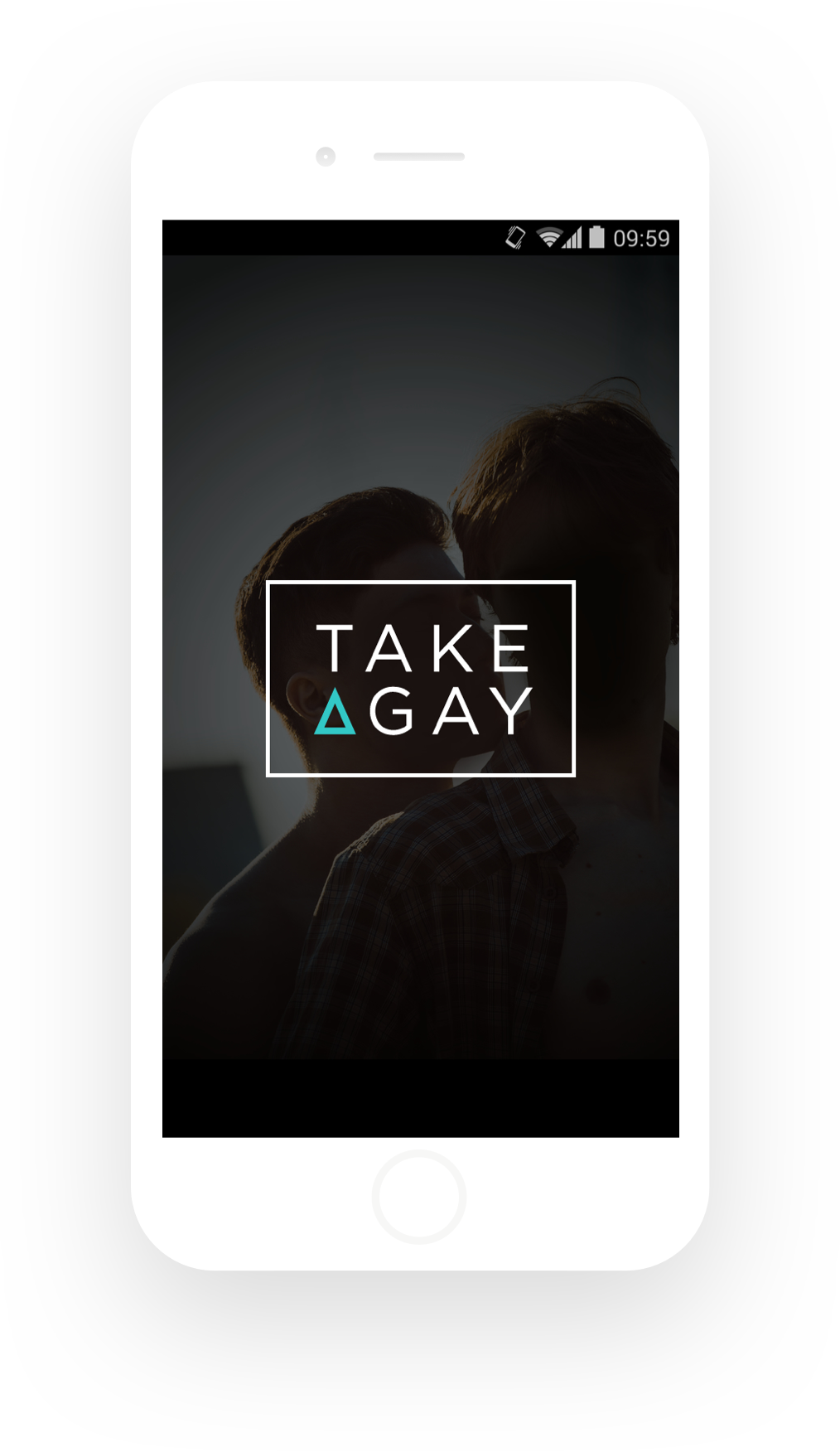 Diseño app movil Takeagay