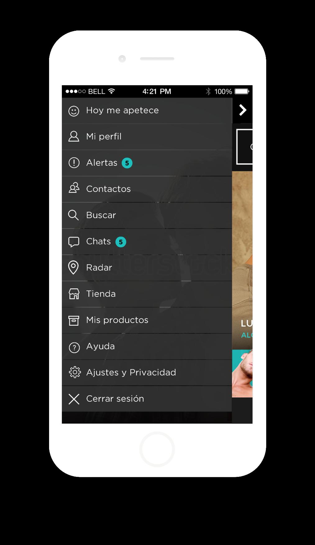 Diseño y desarrollo app Takeagay