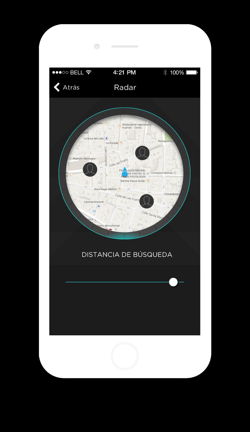 Desarrollo aplicación móvil Takeagay