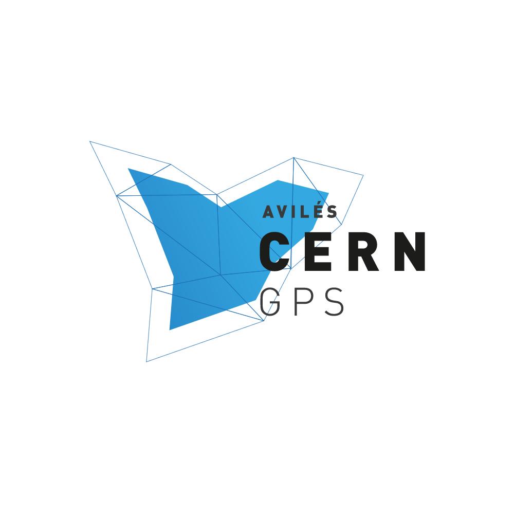 Diseño logo CERN Emprendedor